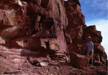 Cretaceous Black Shale